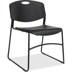 Lorell Big & Tall Stacking Chair